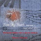 From My Heart - Vol. 1 - Songs Without Words