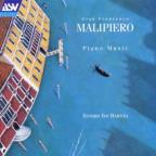 Malipiero/ ; Piano Music