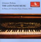 Brahms: The Late Piano Music