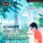Florent Schmitt: Complete Original Works for Piano Duet and Duo, Vol. 1