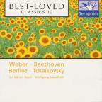 Best-Loved Classics Vol 10 - Weber, Beethoven, et al