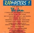 Rapmasters Vol. 1: Best Of The Jam