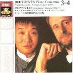Beethoven: Piano Concertos no 3 & 4 / Tan, Norrington