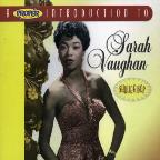 Proper Introduction To Sarah Vaughan: Shulie A Bop