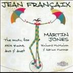 Francaix: The Music for Solo Piano, Duo & Duet