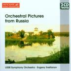 Orchestral Pictures From Russia/2 CD