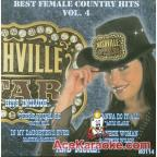 Best Female Country Hits Vol 4