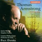 Armstrong: A Passer-By, etc / Daniel, London PO & Choir