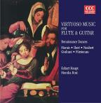 Virtuoso Music for Flute & Guitar: Renaissance Dances