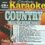 Karaoke: Country Hits Of June 2005