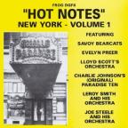 Hot Notes: New York, Vol. 1