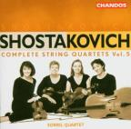 Shostakovich: Complete String Quartets, Vol. 5