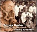 Alexey Kozlov and the Shostokovich String Quartet