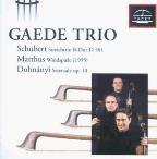 Gaede Trio plays Schubert, Matthus & Dohnanyi