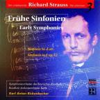 Unknown Strauss Vol 3 - Early Symphonies