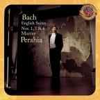 Bach: English Suites Nos. 1, 3 & 6