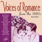 Voices of Romance from the 1930's
