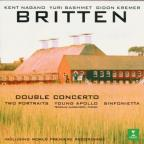 Britten: Double Concerto, Two Portraits, Etc / Nagano, Et Al