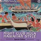 Vintage Hawaiian Treasures, Vol. 6: Night Club Hula - Hawaiian Style