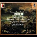 Biber: Battalia a 10; Requiem a 15 in Concerto