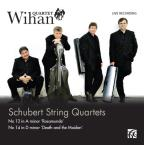 Schubert: String Quartets: Nos. 13 & 14