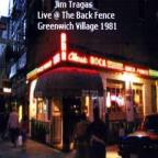 Live At The Back Fence Greenwich Village 1981