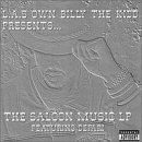 Saloon Music LP Featuring Defari