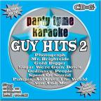 Party Tyme Karaoke: Guy Hits, Vol. 2