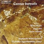 Cantus borealis: Wind Music from the Faroe Islands