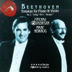 Beethoven: Sonatas for Piano and Violin / Zukerman, Neikrug