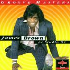 James Brown At Stu