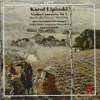 Karol Lipinski: Violin Concerto No. 1; Rondo alla Polacca; Variations