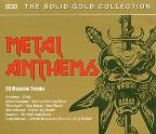 Metal Anthems - Solid Gold Collection