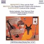 Prokofiev: Peter and the Wolf; Saint-Saens: Carnaval of the Animals; Britten: Young Person's Guide to the Orchestra