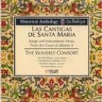Historical Anthology - Las Cantigas de Santa Maria / Jaffee
