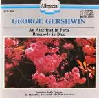 Gershwin: An American in Paris, Rhapsody in Blue / Perkins