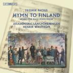 Hymn To Finland-Works For Male-Voice Choir