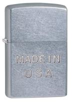 28491 Made In USA Stamped Street Chrome