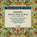 Historical Anthology - Haydn: Mass In Time Of War / Wöldike
