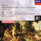 Haydn: The Creation, Salve Regina / Antal Dorati, Et Al