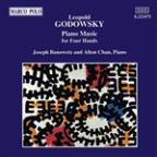 Godowsky: Piano Music for Four Hands / Banowetz, Chan