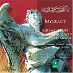 Mozart: Mass In C Minor / Christie, Les Arts Florissants
