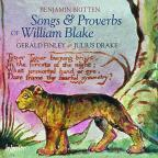 Britten: Songs & Proverbs of William Blake