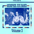 Memphis Jug Band, Vol. 3