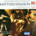Gottfried August Homilius: Matthauspassion
