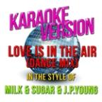 Love Is In The Air (Dance Mix) [in The Style Of Milk & Sugar & J.P.Young] [karaoke Version] - Single
