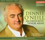 Dennis O'Neill Sings More Favourite Tenor Arias