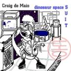 Dinosaur Space Suit