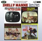 Three Classic Albums Plus: Peter Gunn/Son of Gunn/Bells Are Ringing