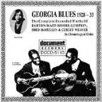 Georgia Blues (1928-1933)
